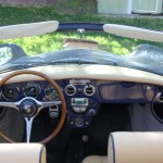 dash 1965 Cabriolet