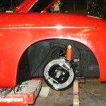 brakes redone to new spec